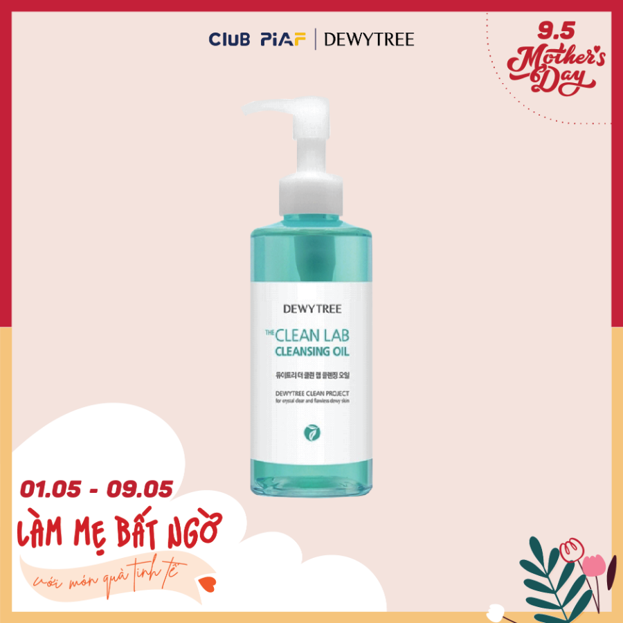 Dầu Tẩy Trang Dewytree The Clean Lab Cleansing Oil